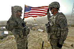 کشته شدن دستکم دوازده تفنگدار آمریکایی در انفجار کابل