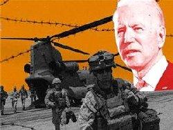 افغانستان؛ بایدن نمیتواند نقش فرمانده کل قوا را ایفا کند