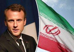 اجلاس بغداد؛ حمله رژیم ایران به رئیس جمهور فرانسه