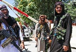 ورود رهبر طالبان به کابل؛ القاعده هم حضور دارد+فیلم