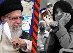 واکسن؛ توئیت: تحقیر مردم ایران از خصوصیات اینهاست