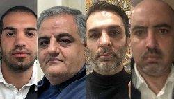 واکنش رژیم به تحریم آمریکا علیه چهار پاسدار تبهکار