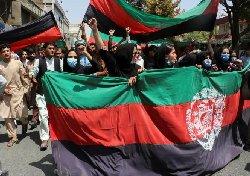 بازتاب تظاهرات شجاعانه زنان در کابل در جهان+فیلم