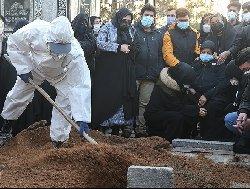 کرونا؛ هر روز به اندازه ۱۵ اتوبوس انسان دفن میشوند