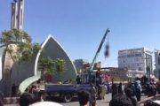 اعدام به سبک جمهوری اسلامی توسط طالبان در هرات