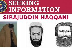 اطلاعیه؛ ۱۰ میلیون دلار برای دستگیری وزیر طالبانی