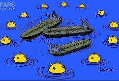 افشاگری منبع خارجی از دزدی دریايی سپاه در خلیج فارس