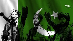 فیلم؛ کابل: پاکستان، پاکستان؛ خارج شو از افغانستان...