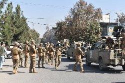 هجوم نیروهای اشغالگر پاکستان با ریش تراشیده به پنجشیر