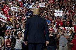 تدابیر شدید امنیتی در آستانه تظاهرات طرفداران ترامپ