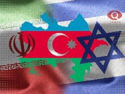 نگرانی روزافزون رژیم از حضور اسرائیل در آذربایجان
