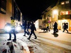 حمله با تیر و کمان در نروژ؛ فرد مهاجم اسلامگرا است