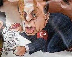 گزارش یک مرکز اروپايی؛ رسوايی تازه برای اردوغان