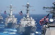 مانور نظامی آمریکا در خلیج فارس با ناوهای بدون سرنشین